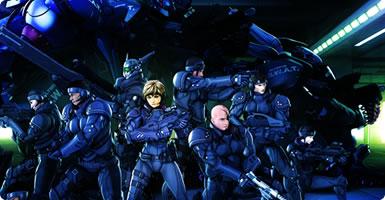 Sci fi anime movies