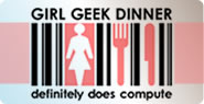 London Geek Girl Dinners