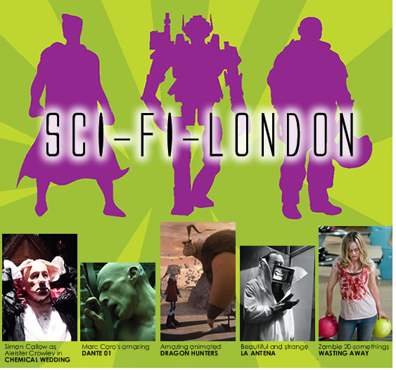 The Sci-Fi festival for people who think they don't like Sci-Fi