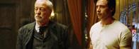 Michael Caine & Hugh Jackman