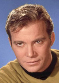 Where's Captain Kirk?