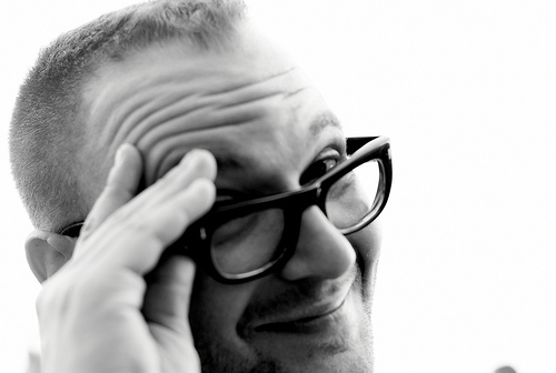 Photo of Cory Doctorow by Joi Ito (joi.ito.com), licensed CC-BY