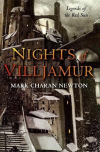 Nights Of Villjamur by Mark Charan-Newton