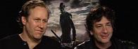 Roger Avary & Neil Gaiman (video)